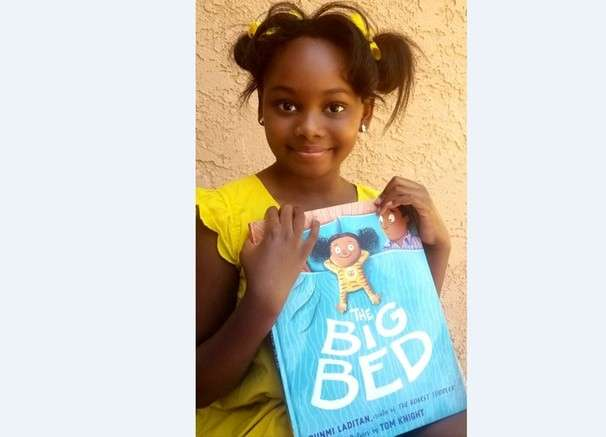 A 7-year-old raises $23,000 to buy skin-colored crayons and multicultural books for her California school