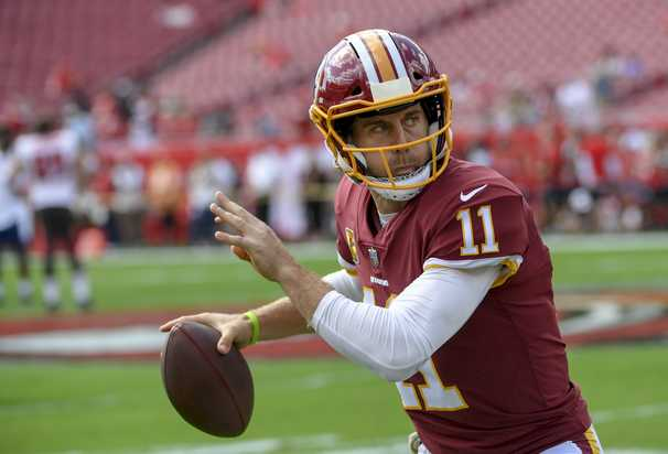 Alex Smith, cleared by his own docs for full activity, awaits team go-ahead Monday