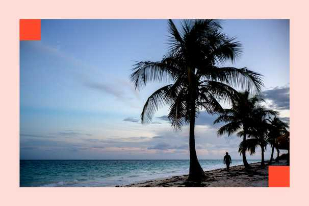 American tourists are banned from the Bahamas as coronavirus cases spike