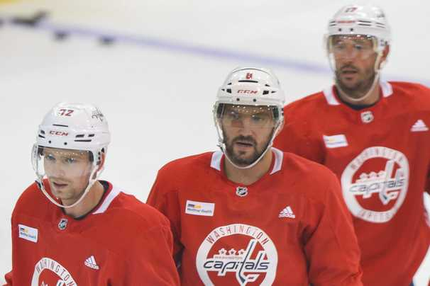 As NHL restarts, veteran Capitals confident they can win another Stanley Cup