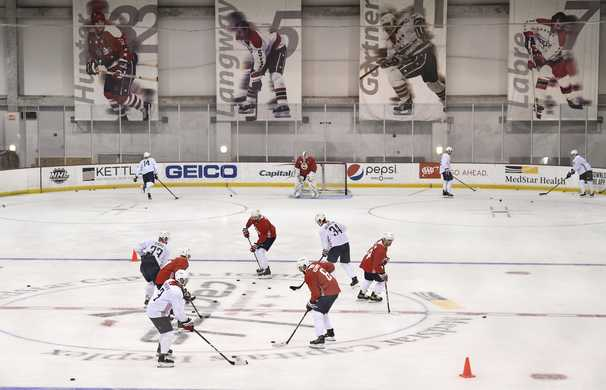 As NHL returns, Capitals players and fans try to balance escapism and safety