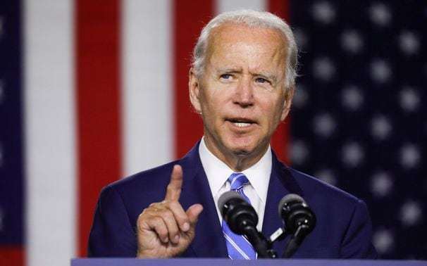 Biden predicts that Trump will try to 'indirectly steal' the election
