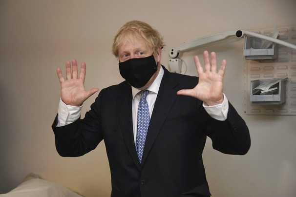 Boris Johnson says 'I was too fat' as he launches anti-obesity campaign