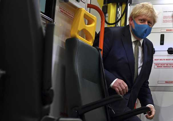Britain has the highest coronavirus death toll in Europe, but there is still reluctance to wear masks