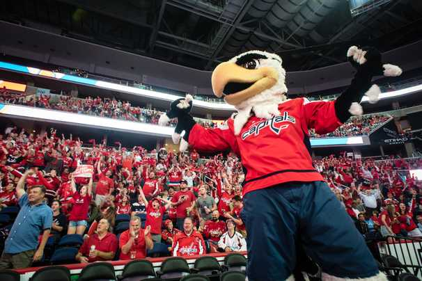 Capitals invite fans to submit 'Unleash the Fury' videos for NHL restart