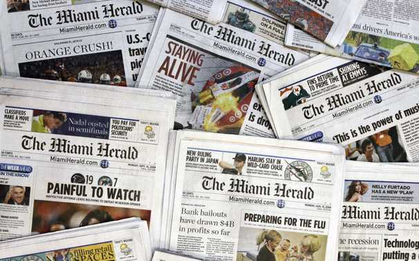Chatham hedge fund wins auction for bankrupt news publisher McClatchy