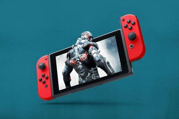 'Crysis' runs on a Nintendo handheld. This should be front page news.