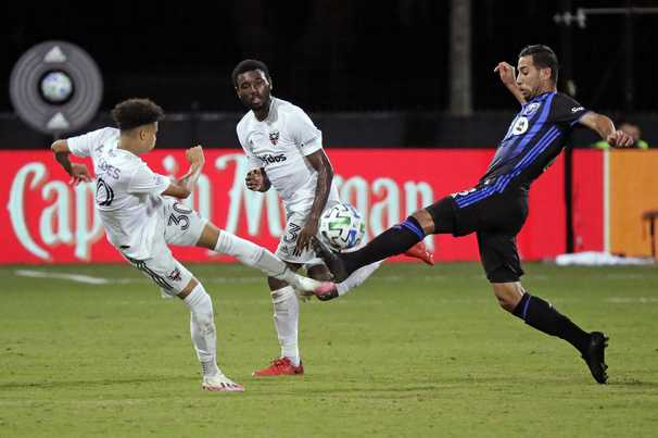 D.C. United, already out of the MLS tournament, looks to improve in uncertain season