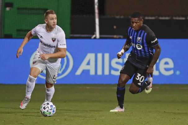 D.C. United eliminated from MLS is Back Tournament with 1-0 loss to Montreal Impact