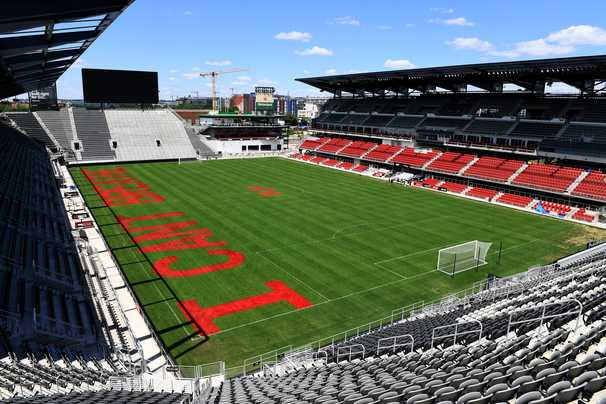 D.C. United surveys fans about matches at Audi Field as MLS aims a return to home markets