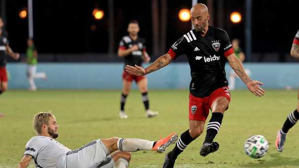 D.C. United's 'super-sub' is grateful for opportunity to resume his career