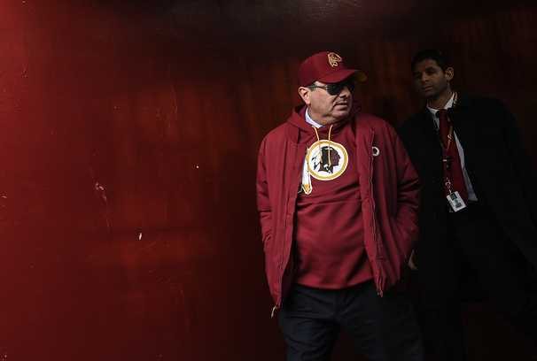 Daniel Snyder is detrimental to the welfare of the NFL. He must go.