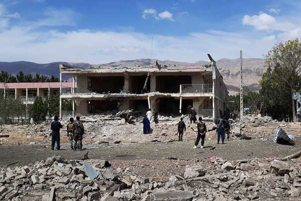 Deadly Taliban attack adds to despair over faltering Afghan peace process