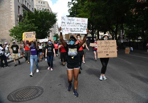 Diversity job openings fell nearly 60% after the coronavirus. Then came the Black Lives Matter protests.