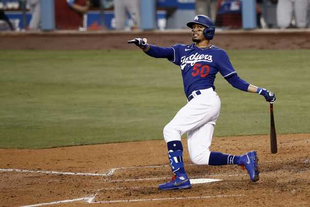 Dodgers complete megadeal for Mookie Betts, bucking sport's conventional economic wisdom
