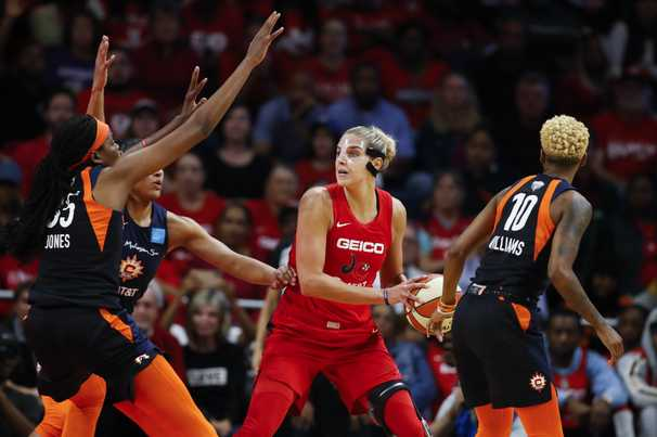 Elena Delle Donne won't be paid if she sits out WNBA season after medical exemption was denied