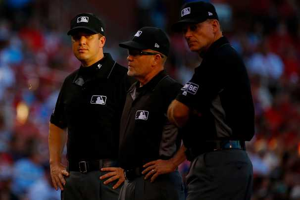 For this first-year umpire, 2020 season means fewer games, fewer fans and fewer boos