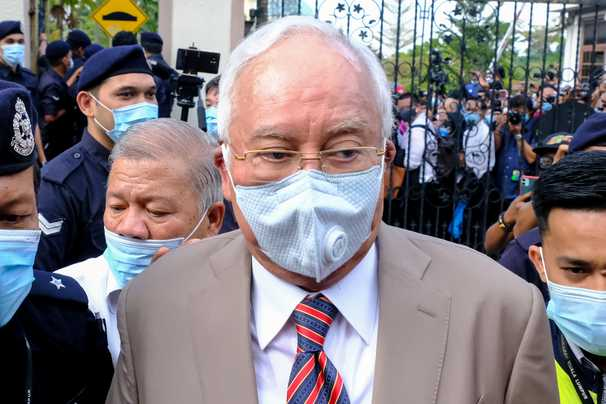 Former Malaysian Prime Minister Najib Razak found guilty in corruption trial, sentenced to 12 years in prison