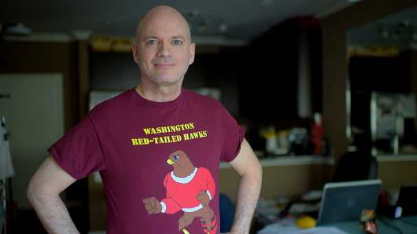 He stockpiled Washington NFL trademarks for years. Now he faces backlash online.