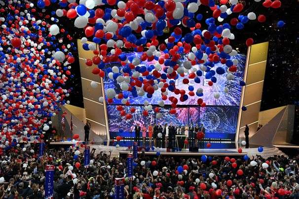 How the Republican National Convention came undone