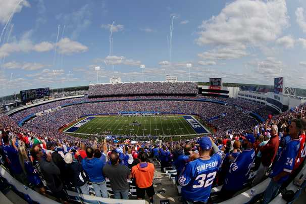 If fans are allowed to attend NFL games this year, they'll be required to wear masks