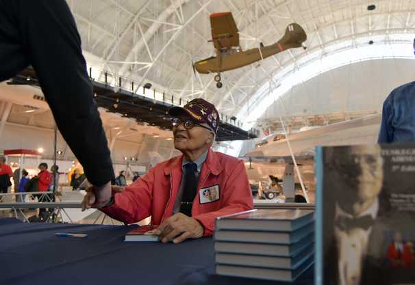 If Washington picks Red Tails, Tuskegee Airmen nonprofit wants to make sure it's done right