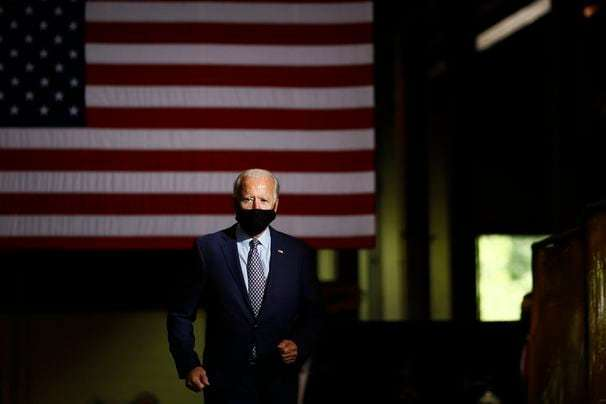 In nearly every swing state at this point, Biden is outperforming Obama and Clinton