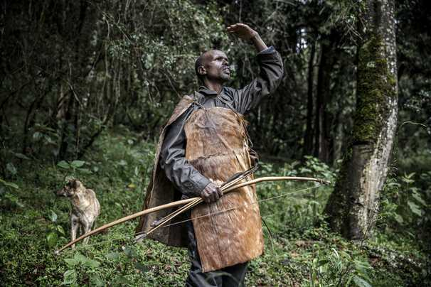Indigenous Kenyans are putting their trust in the government — even as they're evicted