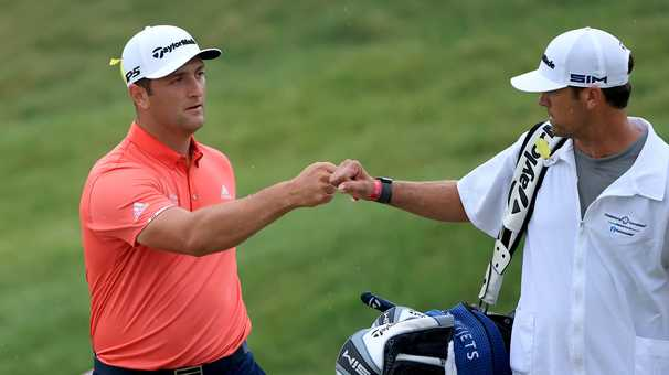 Jon Rahm's dizzying rise reaches No. 1 in the world with a win at the Memorial