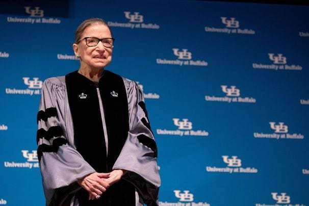 Justice Ruth Bader Ginsburg says she is being treated for recurrence of cancer