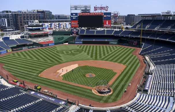 Like in 1925, World Series champion Nats open title defense against the New York Yankees
