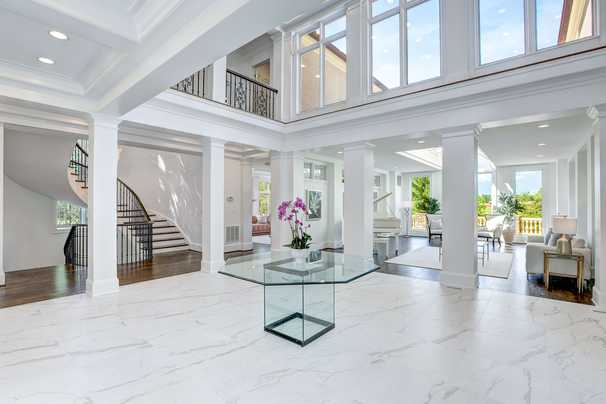 Mike Tyson's former Bethesda house goes on the market