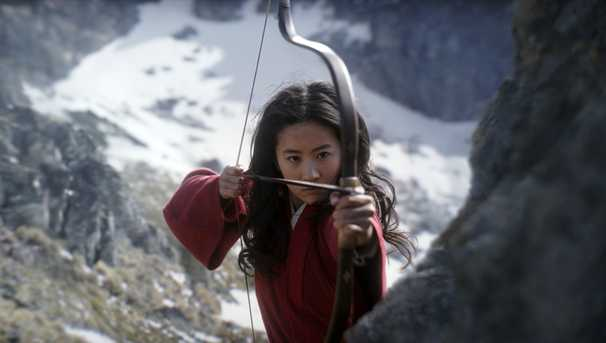 'Mulan,' bellwether of a pandemic, is off Disney's calendar for now