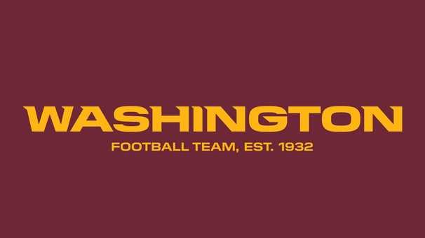 NFL franchise to go by 'Washington Football Team' this season, delaying permanent name change