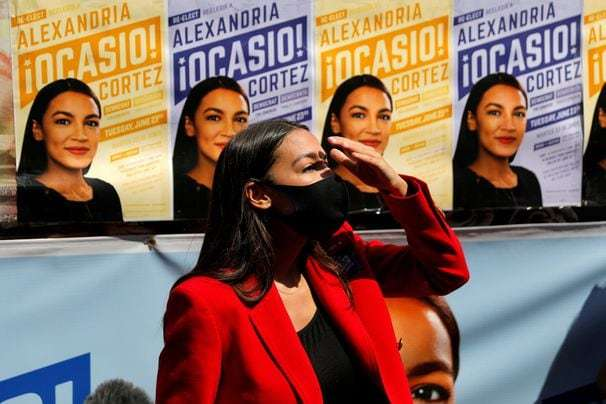 Rep. Ocasio-Cortez says GOP congressman accosted her outside Capitol