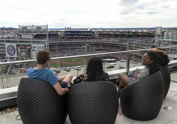 Shut out from Nationals Park, fans look for other ways to make Opening Day memorable