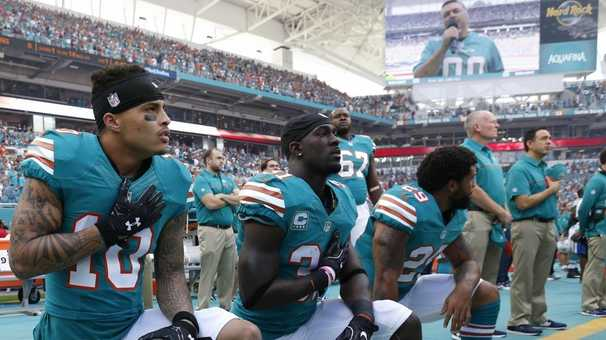 Texans' Kenny Stills among 87 people arrested, charged with felony at Louisville protest
