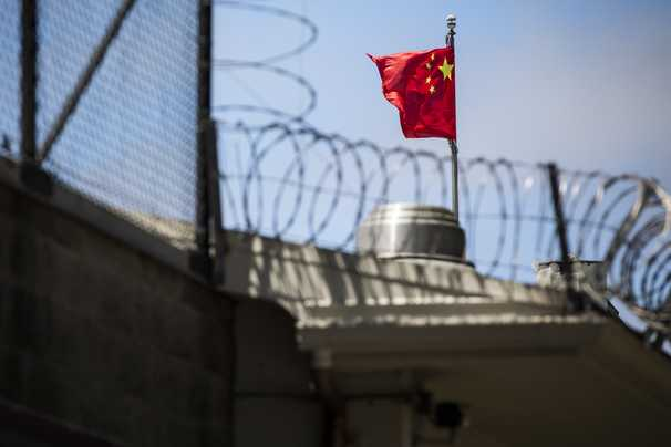 The U.S. ramps up its confrontation with China