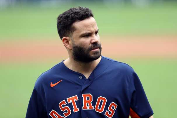 Three Astros hit by pitches in exhibition game, much to the pleasure of some fans