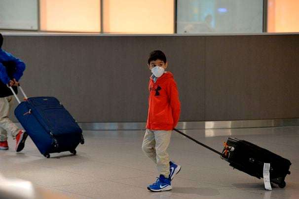 Traveling with kids during the pandemic