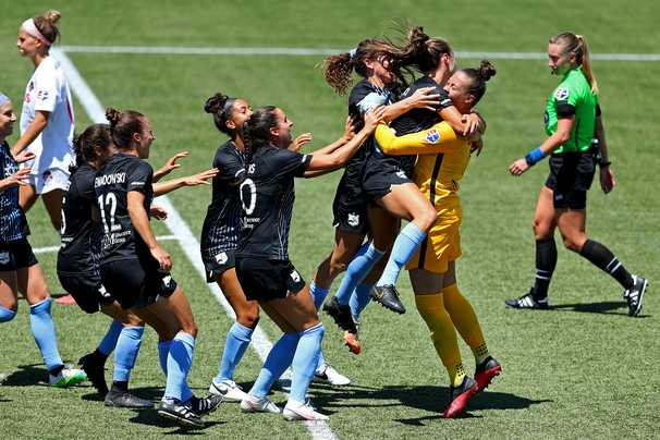 Washington Spirit falls to Sky Blue in shootout at NWSL Challenge Cup