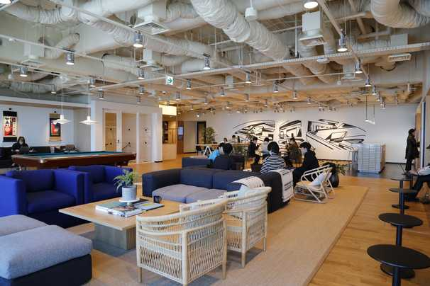 WeWork proposes post-coronavirus changes to shared-office layouts