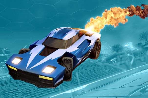 'What a save!' Rocket League will soon be free to play