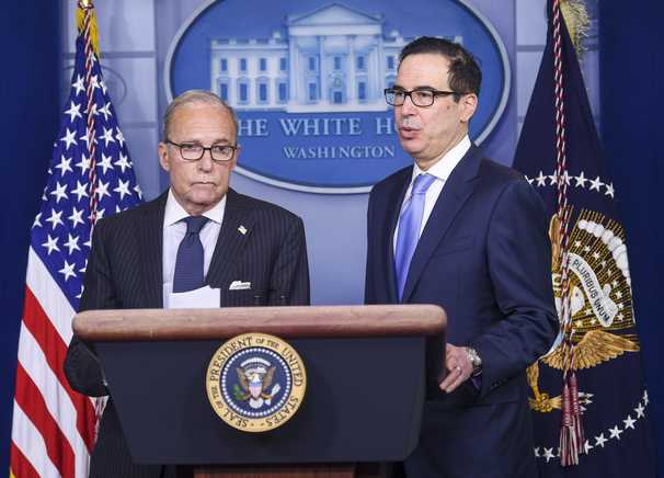 White House signals openness to unemployment compromise as crucial deadline looms for 30 million Americans