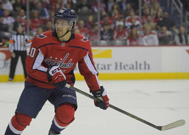 With babies due, Lars Eller and Carl Hagelin prepare to enter, and leave, NHL bubble