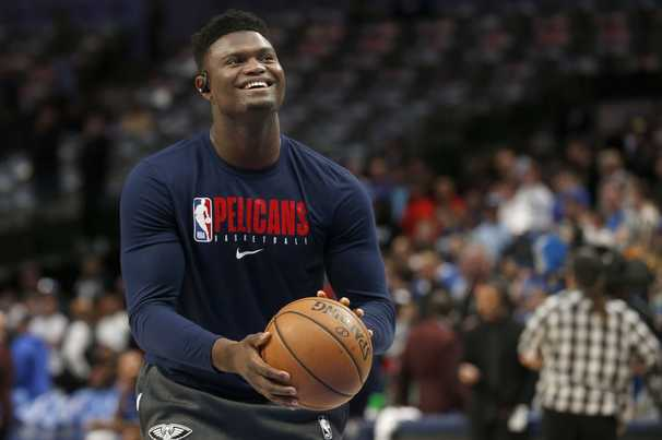 Zion Williamson leaves NBA bubble for family medical emergency