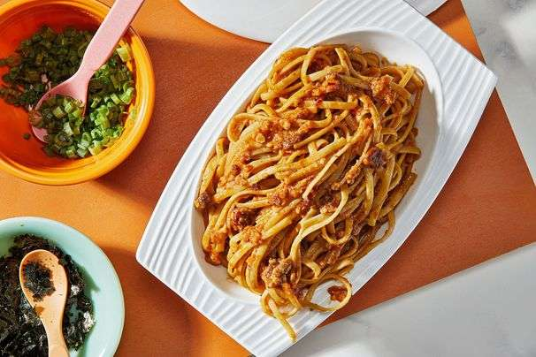 A flavor-packed sauce can be the linchpin to weeknight meal planning