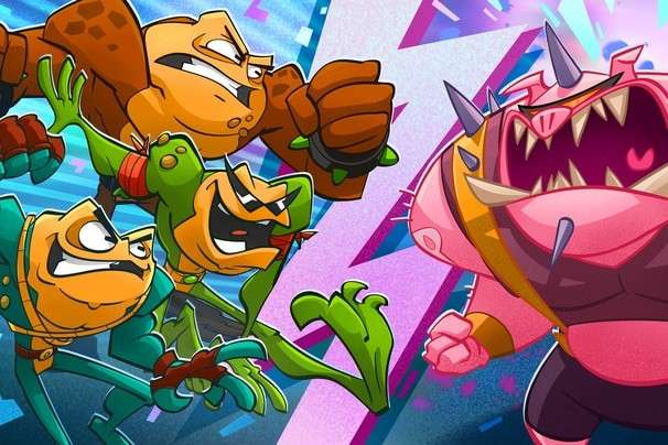 A meme no more, 'Battletoads' in 2020 is intentionally hilarious