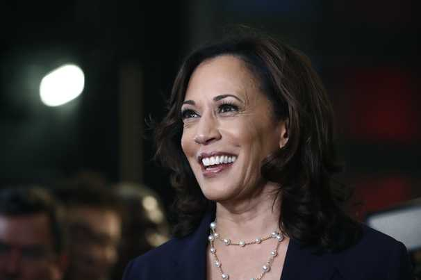 America is about to see what smart Republicans saw in Kamala Harris years ago
