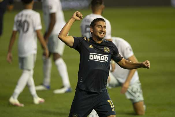 D.C. United is shorthanded and outmatched in a 4-1 loss to the Philadelphia Union